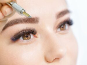 microblading in gippsland, eyebrow tattoo
